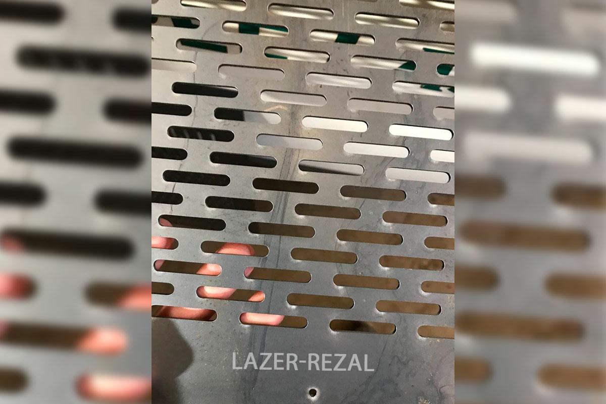 Резка 2 мм стали на лазерном станке