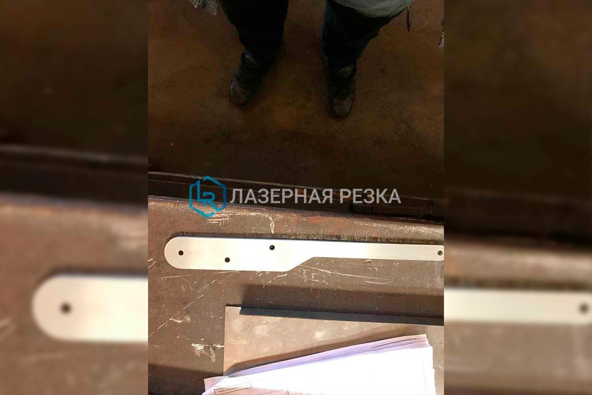 Лазерная резка Алюминия 3 мм